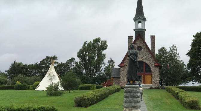 Wela'lioq: Acadian letter to the Mi'kmaq